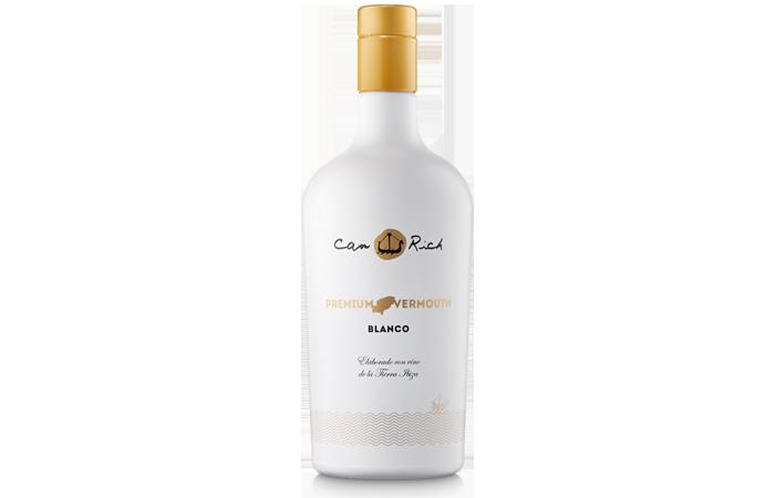 Vermouth Blanco Premium Can Rich